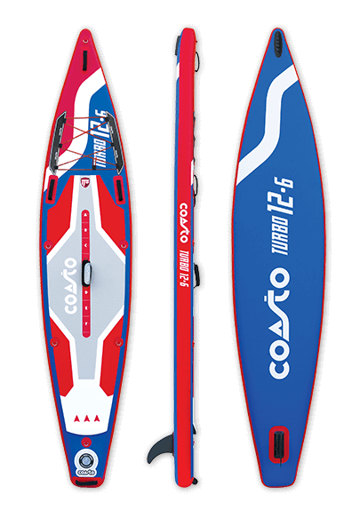 Coasto SUP Turbo 12.6